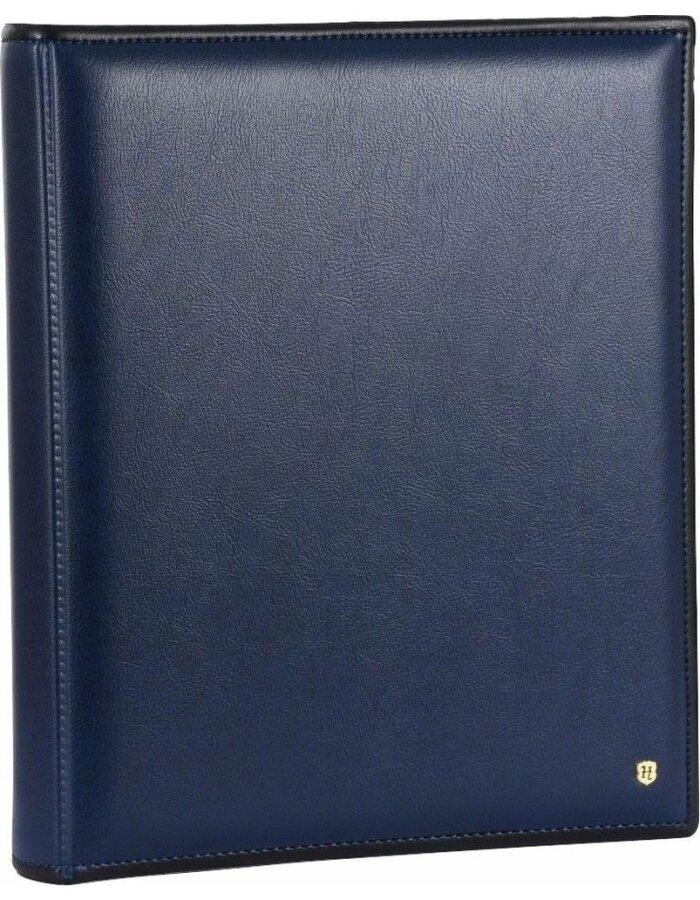 Ringalbum GRAN CARA 28,5x34 HENZO blau