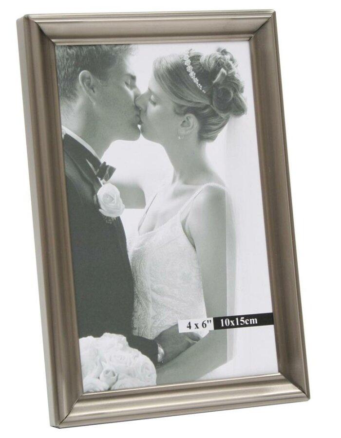 Deknudt Fotorahmen aus Zinn - 10x15 cm | fotoalben-discount.de