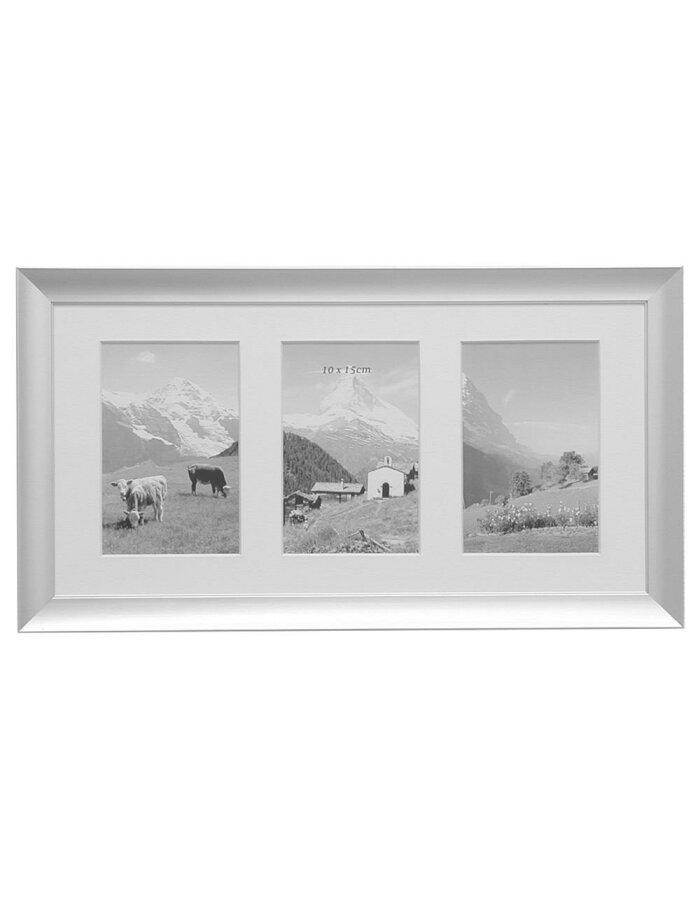 Galerie-Bilderrahmen mit 3 Ausschnitten für 10x15 cm | fotoalben ...